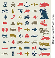 icons4, transport