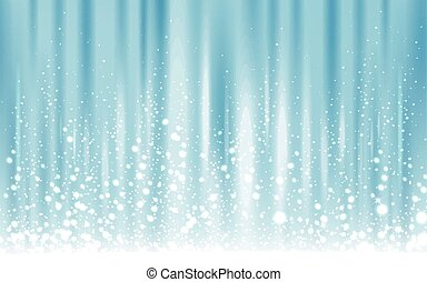 icy light blue background