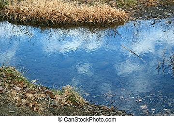 Icy Reflections II