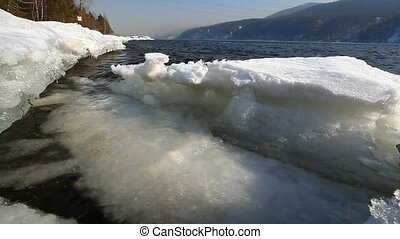 Icy water 005