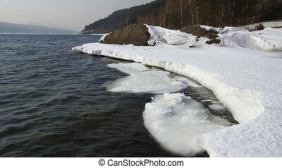 Icy water 012