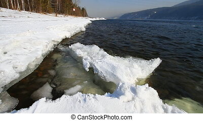 Icy water 013