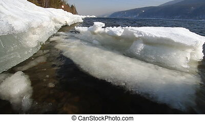 Icy water 014