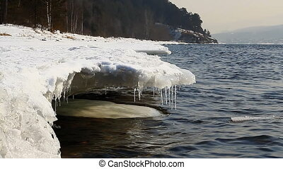 Icy water 028