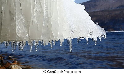 Icy water 029