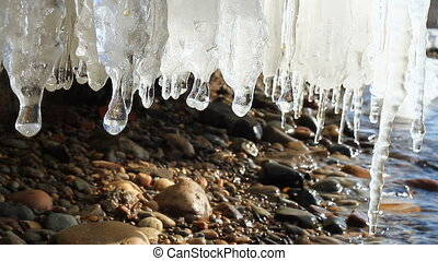 Icy water 032