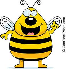 idée, abeille