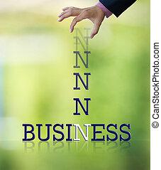 idéer, affär