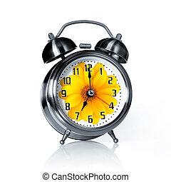 idő, eredet