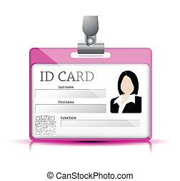 id カード