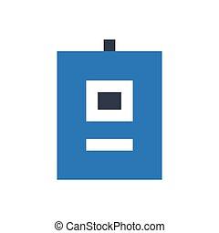 id  glyph color icon
