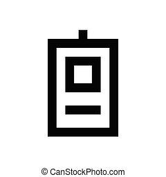 id  pixel perfect icon