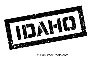 Idaho rubber stamp
