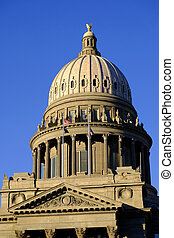 Idaho State Capitol Building Government Dome Laws Legal
