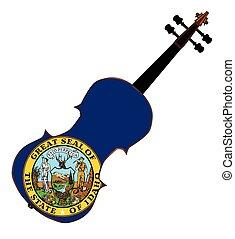 Idaho State Fiddle