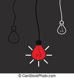 Idea a bulb