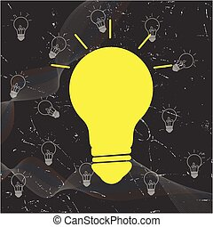 Idea Bulb - Business Concept