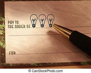 Idea Check