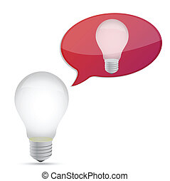 idea concept illustration design