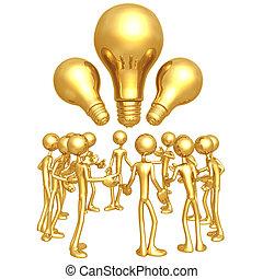 Idea Forum - 3D Concept And Presentation Figure