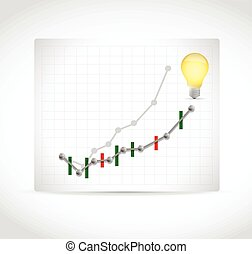 idea graph illustration design