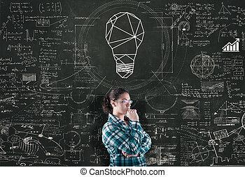 Idea math formulas