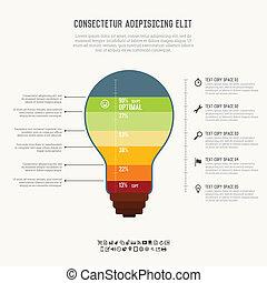 Idea Meter Infographic