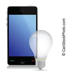 idea mobile phone