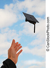idea of reaching graduation day