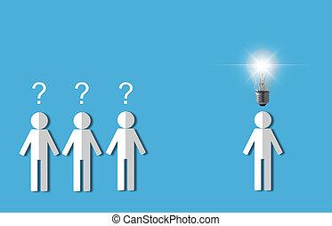 idea, pojęcie, tło