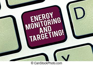 idea., showing, targeting., kontrolování, monitor, dálkový ovladač, vystavit, analysisagement, fotografie, energie, dílo, povolání, intention, počítač, text, klaviatura, pojmový, poselství, rukopis, technika, stvořit