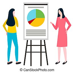 idea, successo, diagramma, vettore, affari, lavorante