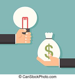 Idea to money