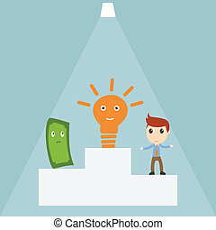 Idea winner