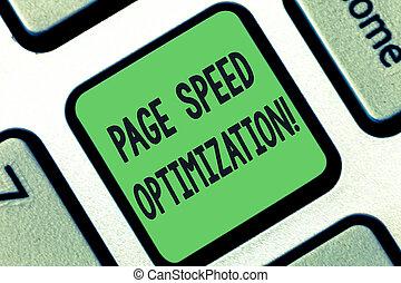 idea., załadowczy, handlowy, webpage, fotografia, tworzyć, strona, pisanie, zadowolenie, intention, komputer, tekst, klucz, klawiatura, konceptualny, wiadomość, ręka, szybkość, pokaz, optimization., ulepszać
