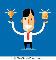 idea., zakenmens