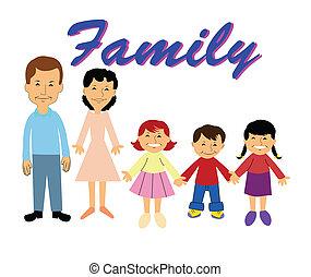 ideal retro family