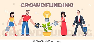 ideas, illustrationg, inversión, concepto, plano,...