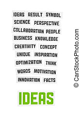 Ideas Sign