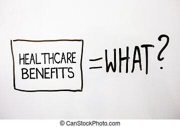 idee, begriff, schatten, text, medizin, healthcare, nachrichten, ihm, abdeckhauben, aufwendungen, gedanke, bedeutung, benefits., handschrift, erinnerungen, fragen, weißes, equations., gleichungen, versicherung
