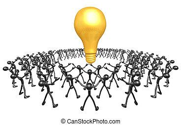idee, gemeinschaft