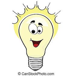idee, glücklich