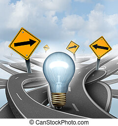 idee, strategico