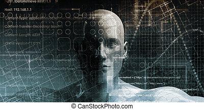 identiteit, digitale