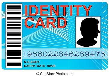 identiteit kaart