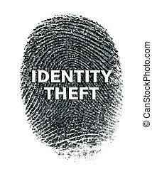 Identity Theft - Identity theft (concept)