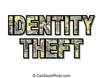 Identity theft with dollars