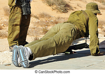 idf, izrael, -, armia