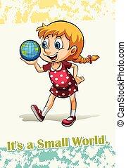 Idiom it is a small world