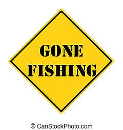ido pesca, señal